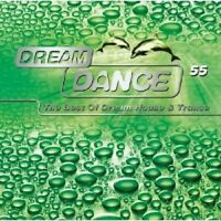 DREAM DANCE VOL 55 2 CD 43 TRACKS NEU