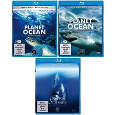 6 Blu-ray Mega Set - Planet Ocean - Eine Reise in die Tiefen des Ozeans - Neu