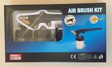 Airbrush Air brush kit Pistole EW-110 Kit mit 1,5 m Schlauch und Zubehör
