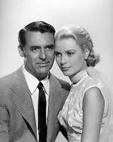 Cary Grant and Grace Kelly It Takes A Thief 8x10 Glossy Photo