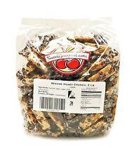 Sweetgourmet Joyva Sesame Honey Crunch Candy 2 Lb Free Shipping