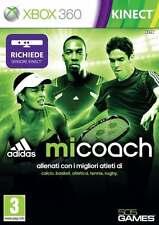 XBOX 360 ADIDAS MICOACH ( RICHIEDE SENSORE KINECT)
