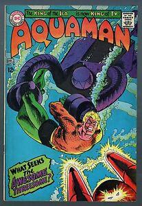 Aquaman (1962) with Aqualad #36 FN/VF (7.0)