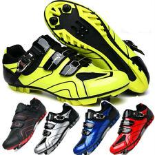 MTB Racing Cycling Sneakers Men Mountain Bike Shoes Self-locking Bicycle Shoes