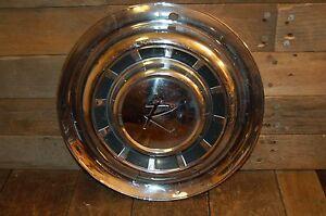 """Nash Rambler Hubcap Rim Wheel Cover Hub Cap 15"""" OEM USED man cave cool"""
