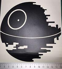 Vinyl Car/Bike/Scooter/Laptop/Scateboard/Starwars Deathstar decal graphic