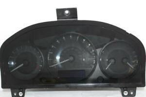 Speedometer Instrument Cluster 2010 Mercury Milan Panel Gauges 156,539 Miles