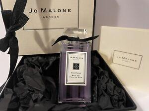 Jo Malone Red Roses Bath Oil 30ml Mini Travel Size New Gift Box