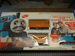 Thomas the Train Set - G Scale in the box with accessories