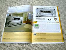Pioneer 2003 full audio / video product line brochure