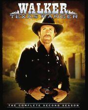 Walker, Texas Ranger - The Complete Second Season New DVD! Ships Fast!