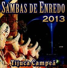 Various Artists : Carnaval 2013 Sambas De Enredo CD