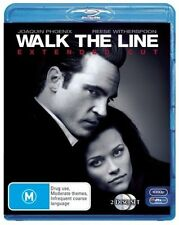 Walk The Line (Extended Cut) NEW Blu-Ray