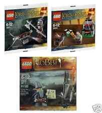 Lego Herr der Ringe Der Hobbit Frodo Gandalf Urukhai 30210 30211 30213