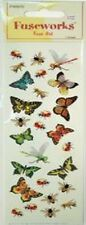 FUSEWORKS MICROWAVE KILN GLASS FUSING DECALS BUTTERFLY