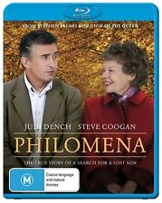 Philomena Region B Blu Ray  BRAND NEW SEALED R-B