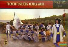 Strelets Models 1/72 FRENCH FUSILIERS (EARLY WAR) Figure Set