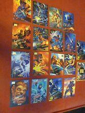 Marvel Masterpiece #3 Signature Cards (1994) - U-Pick - 3 for $2