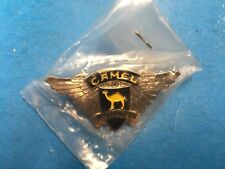 Vintage Camel Daytona Collectible Pin New In Package-1995 Camel On Wings Pin