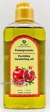 Fertility pomegranate Anointing oil Jerusalem Biblical Holy Land 250ml 8.5oz