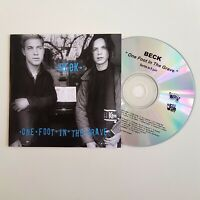 BECK - COLLECTOR 32-TK - ONE FOOT IN THE GRAVE ♦ French  CD Album Promo ♦