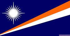 MARSHALL ISLANDS FLAG 3X2 feet 90cm x 60cm FLAGS