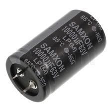 63V 10000uF 30x50mm 85C Snap In Capacitor Samxon