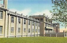 Linen Postcard; Seminario San Jose de la Montana, San Salvador, El Salvador C.A.