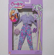 Barbie Clueless Fashion Purple Pants Doll Clothing 1996
