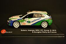 Subaru Impreza WRX STi Group N #61 Rally France Sungcar 2012 in scale 1/43