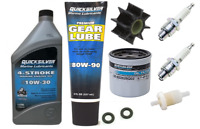 Quicksilver ANNUAL SERVICE KIT 20HP Tohatsu MFS20C F20 4Stroke Outboard Impeller