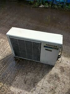 Toshiba 3.3kW COOL DRY HEAT Conditioning Unit RAS-09UAH - EXTERNAL UNIT