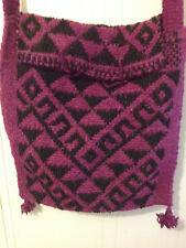 Mapuche bags and sash