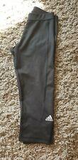 Adidas Leggings in black size S 8-10 NWOT