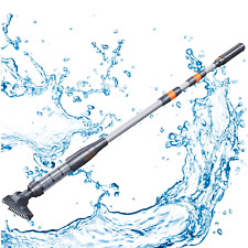 Tacklife Rechargeable Handheld Pool Vacuum, 2200 mAh, 85+ mins Run time, 92' To