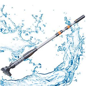 TACKLIFE Rechargeable Handheld Pool Vacuum, 2200 mAh, 85+ mins Run time, 92'' To