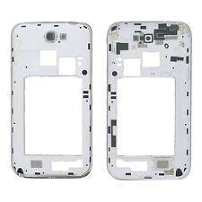 Carcasa Intermedia Samsung Galaxy Note 2 GT-N7100 Blanco Original Nuevo