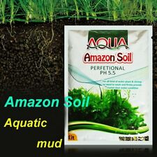 Aquarium Planted Substrate Sand Soil Fertilizer Fish Tank Plant Care Fresh water