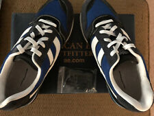 New Men's AE American Eagle Outfitters Navy Blue And White Sneakers Shoes 11