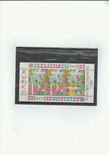 Nederland  gebruikt  Velletje 1627 (Kind 1994)   KOOPJE!!