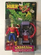 Incredible Hulk Smash Crash Doc Samson ToyBiz