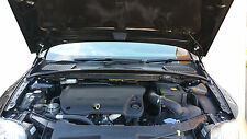 Bonnet capuche gas strut lifter kit pour ford mondeo mk4 2007+ aucun forage/soudage