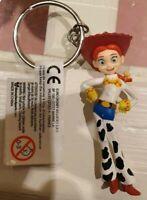 PORTE CLES / Keychain Disneyland Paris JESSIE PVC