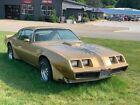 1980 Pontiac Trans Am  1980 Pontiac Trans Am GOLD RWD Automatic