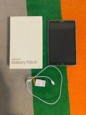 Samsung Galaxy Tab A SM-T580NZKAXAR 16GB, Wi-Fi, 10.1 inch Tablet - Black