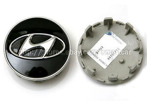 4pcs Wheel Cap for 2009 2010 2011 2012 2013 2014 2015 2016 Hyundai Genesis Coupe