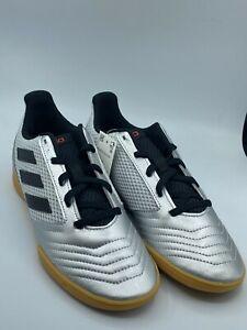 Adidas Predator 19.4 Sala J Boys Indoor Soccer Shoes US 6