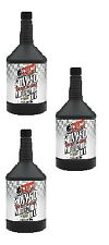 Harley Davidson 3 Pack Red Line Synthetic 20W50 Motor Oil Motorcycle