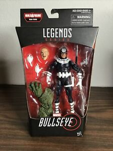 Marvel Legends Series Bullseye (Man-Thing BAF) Action Figure New-A1