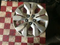 """2012 2013 Chevrolet Cruze 16"""" oem hubcap wheelcover gm part 20934134"""